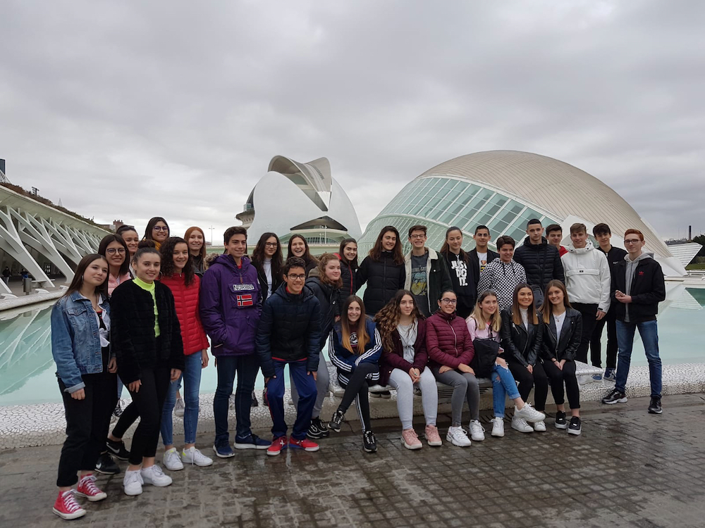 Excursion à Valencia
